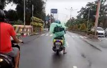Pengendara Yamaha NMAX Jadi Pusat Perhatian di Lampu Merah, Mirip Hulk Gara-gara Motornya Gak Bisa Pelan