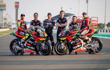 Dukung Abis-abisan! Bos Aprilia Ngotot Andrea Iannone Mesti Ngegas Motor Aprilia di MotoGP