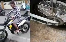 Ambyar Harga Diri Motor Trail, Kawasaki KLX 150 Habis Servis Dites Gak Mau Jalan, Satu Bengkel Tertawa Terbahak-bahak?