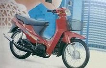 Yuks Nostalgia, Suzuki Crystal Bebek 2-Tak Legendaris Penjegal Yamaha Alfa