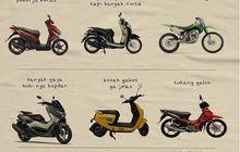 Bikers Tipe Yang Mana? Viral Katalog Berisi Jenis Motor Beserta Tipe-tipe Pengendaranya, Netizen:Untung Motor Gw Gak Ada