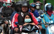 Masih Nekat Enggak Pakai Masker di Daerah Ini? Pemotor Langsung Didenda