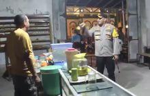 Makin Galak! Polisi Razia Tempat Ngopi, Anak Motor yang Nekat Nongkrong Langsung Pucet Mukanya