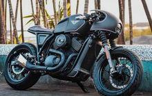 Waduh Dokumen Bocor, Harley-Davidson Diam-diam Lagi Garap Konsep Flat Tracker dan Cafe Racer