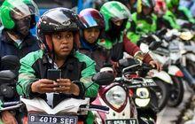 1.568 Driver Ojek Online Diberi Teguran Karena Melanggar Selama 46 Hari Pelaksanaan PSBB Di Jakarta