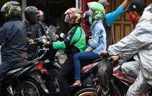 Driver Ojol Boleh Bernafas Lega, Dalam Fase New Normal Sudah Boleh Angkut Penumpang Lagi, Asal...