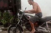 Motor 2-Tak Never Dies! Hobi Gak Kenal Usia, Yamaha RX-King Disetting Joki Buat Balap, Lawan Malah Permisi LIat Jokinya