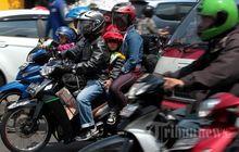 Bikers yang Mudik ke Kampung Halaman Jangan Kembali Dulu ke Jakarta Tanpa Membawa Ini, Polisi dan TNI Siaga di Beberapa Titik