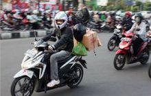 Jangan Senang Dulu, Bikers Yang BerhasilMasuk Ke Jakarta Tanpa SIKM Akan Dipantau