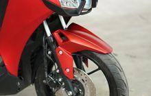 Pasang Sepatbor Depan Custom Buat Yamaha Lexi, Lebih Sporty dan Anti Muncrat di Musim Hujan