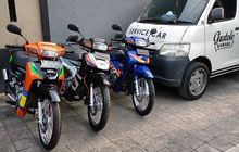 Suzuki Satria 120 2 Tak Lagi Diburu Kolektor, Apa Saja Modelnya?