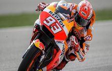Hasil Tes MotoGP Jerez 2020, Marquez Tercepat Rossi Ngamuk Ketiga