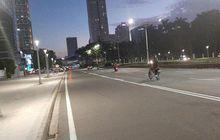 4.000 Personel Gabungan Amankan Malam Takbiran, Tidak Ada Konvoi Motor Lakukan Takbiran Keliling Di Jakarta