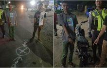 Tragis, Seorang Remaja Meregang Nyawa Setelah Ban Belakang Motor Yamaha RX-Kingnya Pecah