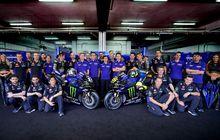 Kerja Bareng Sejak 2000, Pantas Valentino Rossi Pengin Pertahankan Kru MotoGP-nya, Udah Bukan Orang Asing