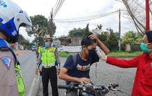 Waspada Penjagaan Ketat Arus Balik Bukan Hanya di Pantura di Jalur Selatan Polisi Gelar Razia