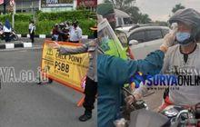 Kapok Diinterogasi dan KTP Ditilang Polisi Gara-gara Melanggar PSBB Serta Wajib Datang Ke Kantor Samsat Kena Denda Berapa Ya