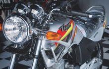 Sadis! Honda Tiger 2003 Masih Bau Dealer Dijual, Kolong Mesin Masih Kinclong Banget, Harganya Bikin Penasaran