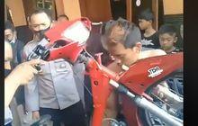Bikin Onar Sampai Pukul Petugas Hotel, 8 Pemuda-pemudi Ini Diamankan Polisi Bersama Motornya