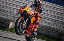 Yang Lain Lewat, Inilah Pembalap MotoGP Pertama Latihan Ngegas Naik Motor MotoGP