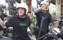 Bikin Sebal, Video Bule Bandel Kena Razia PSBB di Bali Tidak Pakai Masker, Alasannya Aneh Banget