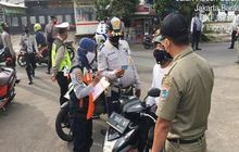 Gawat, 14.500 Pengendara Tanpa SIKM Terjaring Saat Hendak Masuk atau Keluar Jakarta, Polisi Langsung Bertindak Tegas