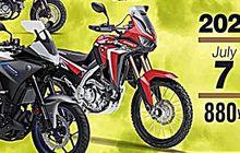 Geger Honda Siapkan Motor Baru Africa Twin Bermesin 250 cc, Apa Kabar Honda CRF250 Rally dan CRF250L?