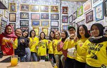 Kompak! Lady Bikers Indonesia (LBI) Gelar Halal Bi Halal, Tetap Bisa Silaturahmi Sambil Ngobrol Santuy