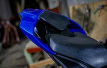 Pasang Body Belakang Custom, Yamaha R15 Langsung Jadi Kembaran R1, Segini Banderolnya