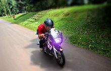 Mantep Nih Bro, Cuma Ganti Part Ini Bikin Kawasaki Ninja 150 2 Tak Larinya Gak Ada Obat!