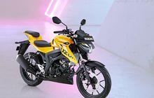 Cukup Bayar Rp 2,8 Jutaan Bisa Bawa Pulang Motor Keren Suzuki GSX-S150 Keyless, Cicilannya Terjangkau