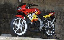 Restorasi dan Modifikasi Honda LS 125R, Motor Sport 2 Tak Penerus Honda Beat