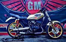 Wuih, Yamaha RX King Pakai Teknologi Injeksi, Power dan Akselerasi Ngejambak!