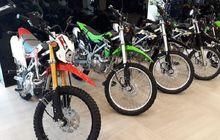 Diskon Gede-gedean, Kawasaki KLX 150 Dijual Cuma Rp 26 Jutaan, Stok Terbatas Edisi Cuci Gudang