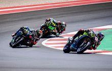 Berasa Balap Beneran, Valentino Rossi dan Muridnya Ramaikan Sirkuit Misano, Latihan Bareng Ngegas Motor