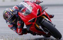 Kayak Anak Kecil Dapat Mainan, Pembalap MotoGP ini Senang  Banget Nembus 300 km/jam, Berbulan-bulan Terisolasi