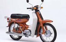 Belum Banyak Yang Tau, Bentuknya Lucu Banget, Ini Motor Yamaha Pertama Yang Dijual Di Indonesia
