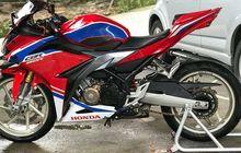 Area Kaki-kaki Honda CB150R dan CBR150R Makin Gambot, Pakai Swing Arm Punya CBR250RR, Segini Biayanya