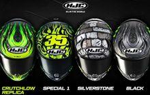 Helm Replika Pembalap MotoGP Dijual 3 Motif Sekaligus, Begini Kisahnya