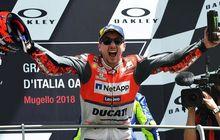 Paling Spesial Sekaligus Ikonik, Begini Jorge Lorenzo Kenang Juara MotoGP Italia Beberapa Tahun Lalu