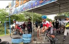 Ada-ada Saja, Pembalap WSS Galang Hendra Pratama Hilangkan Jenuh Gak Balapan, Malah Ngedrag