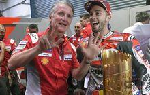 Jelang MotoGP Ceko 2020, Bos Ducati Blak-blakan Akan Pecat Andrea Dovizioso, JIka...