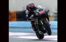 Quartararo Tercepat Kedua Di Tes MotoGP Jerez, Terbukti Langgar Aturan