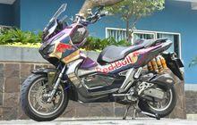 Honda ADV 150 Pakai Cat MotoGP, Jadi Juara Kontes Karena Berbeda