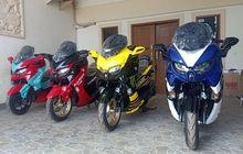 Sikat Bro! Yamaha All New NMAX Predator Cukup Dibayar Rp 2 Jutaan Bisa Dibawa Pulang, Cicilannya Murah Banget