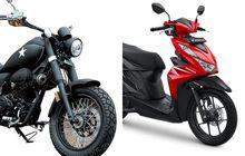 Wuih! Harga Kembaran Harley-Davidson Cuma Rp 9 Jutaan, Mending Beli Motor Ini atau Honda BeAT?