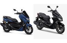 Yamaha Rilis Motor Baru Edisi Ulang Tahun, Mesin dan Roda Tiru Yamaha All New NMAX