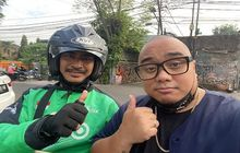 Bikin Penasaran, Driver Ojol Bikin Rapper Indonesia Saykoji Takjub Dengan Perjalanan Hidupnya, Netizen Malah Bilang Begini
