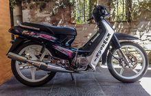 Bodi Kawasaki Kaze, Eh Mesin 2-Tak Rasa Kawasaki Ninja, Nih Motornya