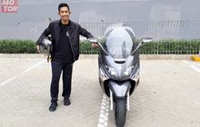 Bikin Ngiler, Koleksi Motor Pembalap Indonesia M. Fadli Mulus Semua, Segini Kisaran Harganya